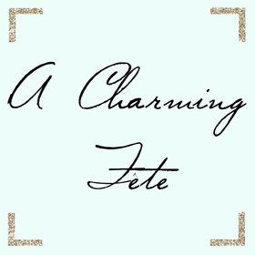 A Charming Fête Event Planning + Design