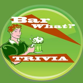 "BarWhat? 10000+ Trivia Questions. BarWhat? named to ""Best iPad Games Released Ever"" critics' list by"