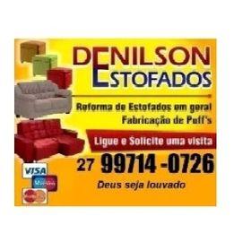 Denilson Estofados-Linhares