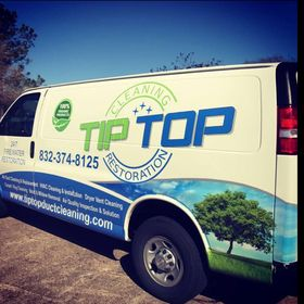 TIP TOP - Air Duct Cleaning Houston