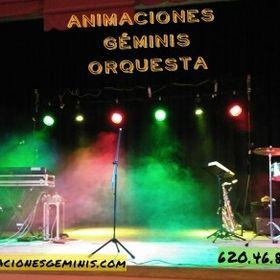 Animaciones Géminis Orquesta
