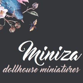 Miniza dollhouse miniatures