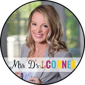 Mrs. D's Corner | Special Ed Teacher + Blogger
