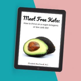 Meat Free Keto - Vegan Keto Recipes