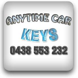 Anytime Car Keys