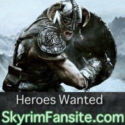 Skyrim Fansite