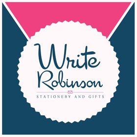 Write Robinson