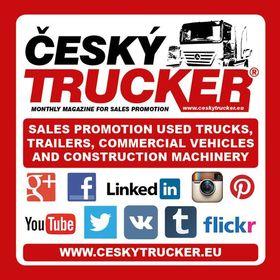 Český Trucker - online magazine for sales promotion