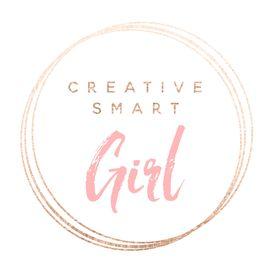Creative Smart Girl