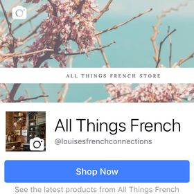 All Things French Store