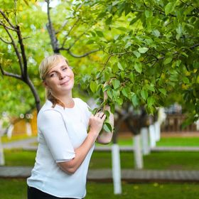 Anna Starovoitova