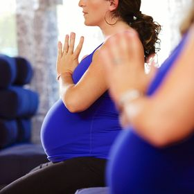 Pomegranate Prenatal Yoga and Parent Center