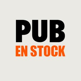 Pub en stock