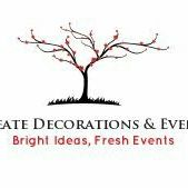 Create Decorations & Events