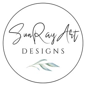 SunRayArt Designs - Digital Clip Art Watercolor Graphics