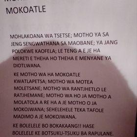Nyakallo Mokoatle