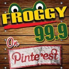 FROGGY 99.9 FM