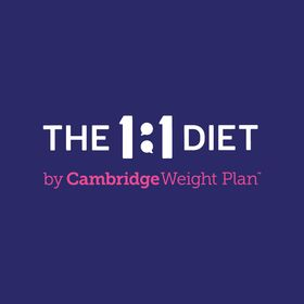 The 1:1 Diet by Cambridge Weight Plan