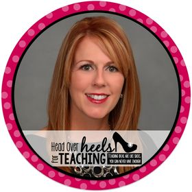 Joanne Miller (Head Over Heels For Teaching)