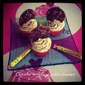 Cupcakes en Folie et autres douceurs