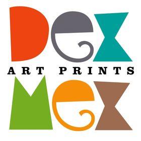 DexMex Art Prints