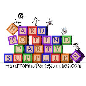 Hard To Find Party Supplies