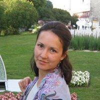 Anna Slavokhotova