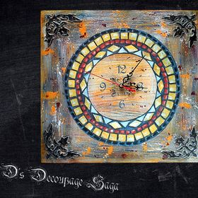 Decoupage Saga