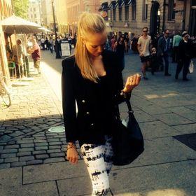 Anne Fredrikke