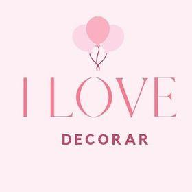 I love decorar.