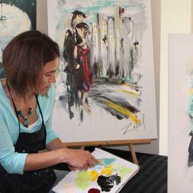 Zabel Artiste-Peintre