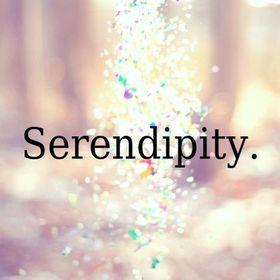 SERENDIPITY Blogspot