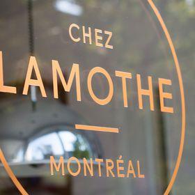 Chez Lamothe Montréal