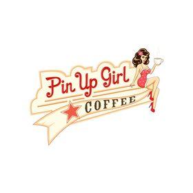 Pin Up Girl Coffee