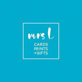 mrs L cards