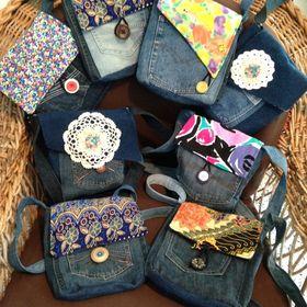 Jills Upcycled Fabrics