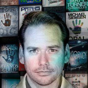 Author Michael Siemsen
