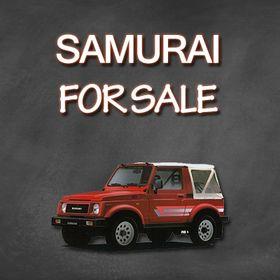 Samurai For Sale