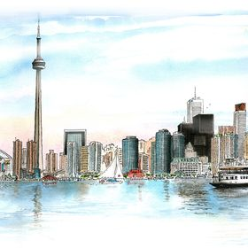 Totally Toronto Art