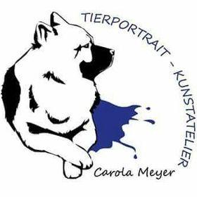 Tierportrait - Kunstatelier - Carola Meyer