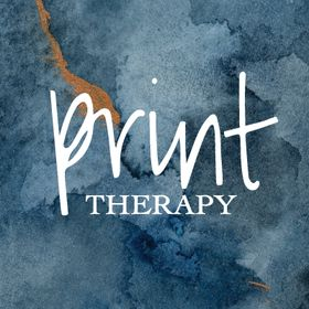 Print Therapy - Stationery & Love Letters