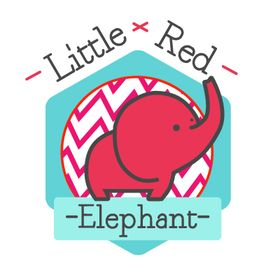 The Little Red Elephant