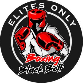 Boxing Black Belt