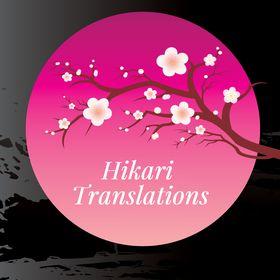 Hikari-Translations