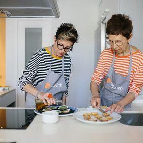 Eva & Olga Evohé!