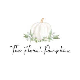 The Floral Pumpkin