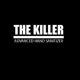 The Killer Handsanitizer
