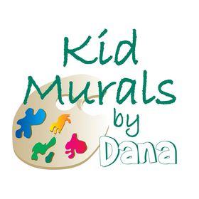 Kid Murals by Dana