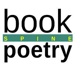 BookSpinePoetry