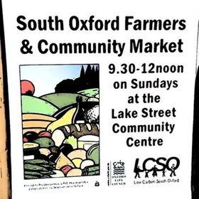 South Oxford Farmer's Market